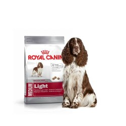 Royal Canin light dry food...